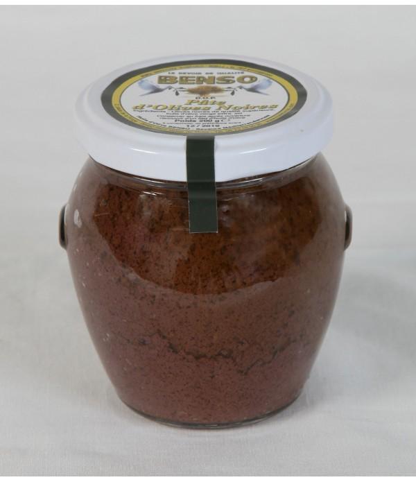 Pâte d'Olives Noires 200g