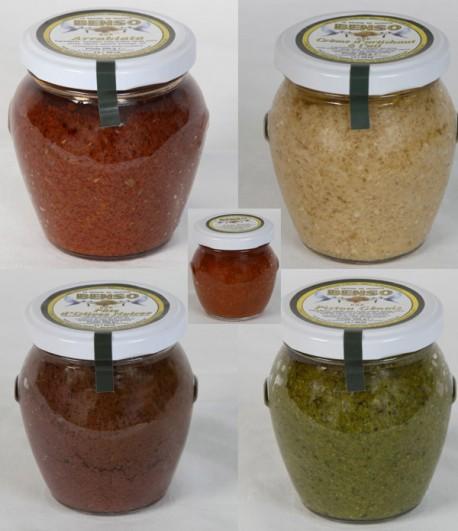 copy of Pack of 4 tasting pots - 90g