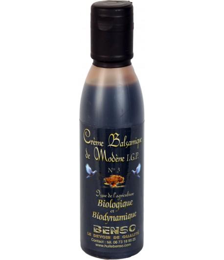 crème balsamique biologique et bio-dynamique 150 ml