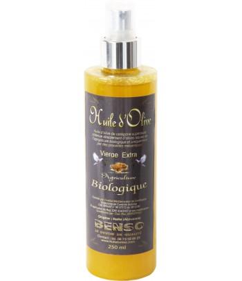 spray d'huile d'olive biologique 250ml