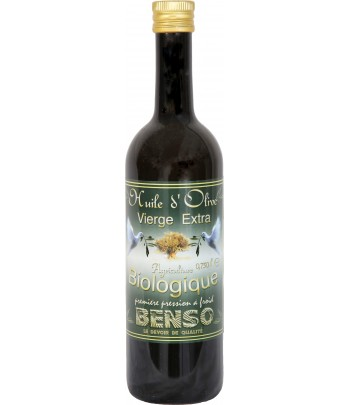 Benso Organic Olive Oil -...