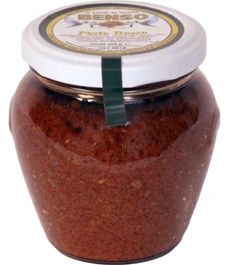 Pesto Rosso, pistou et tomates - 200g