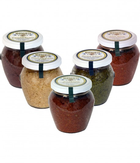 copy of Pack of 4 tasting pots - 90g